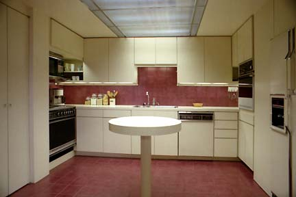 Photo: Duplex Hi-Rise Condominium, Kitchen