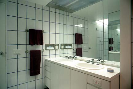 Photo: Duplex Hi-Rise Condominium, Bathroom